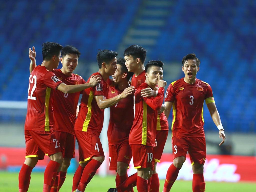Tình hình chuẩn bị thi đấu của đội tuyển Việt Nam