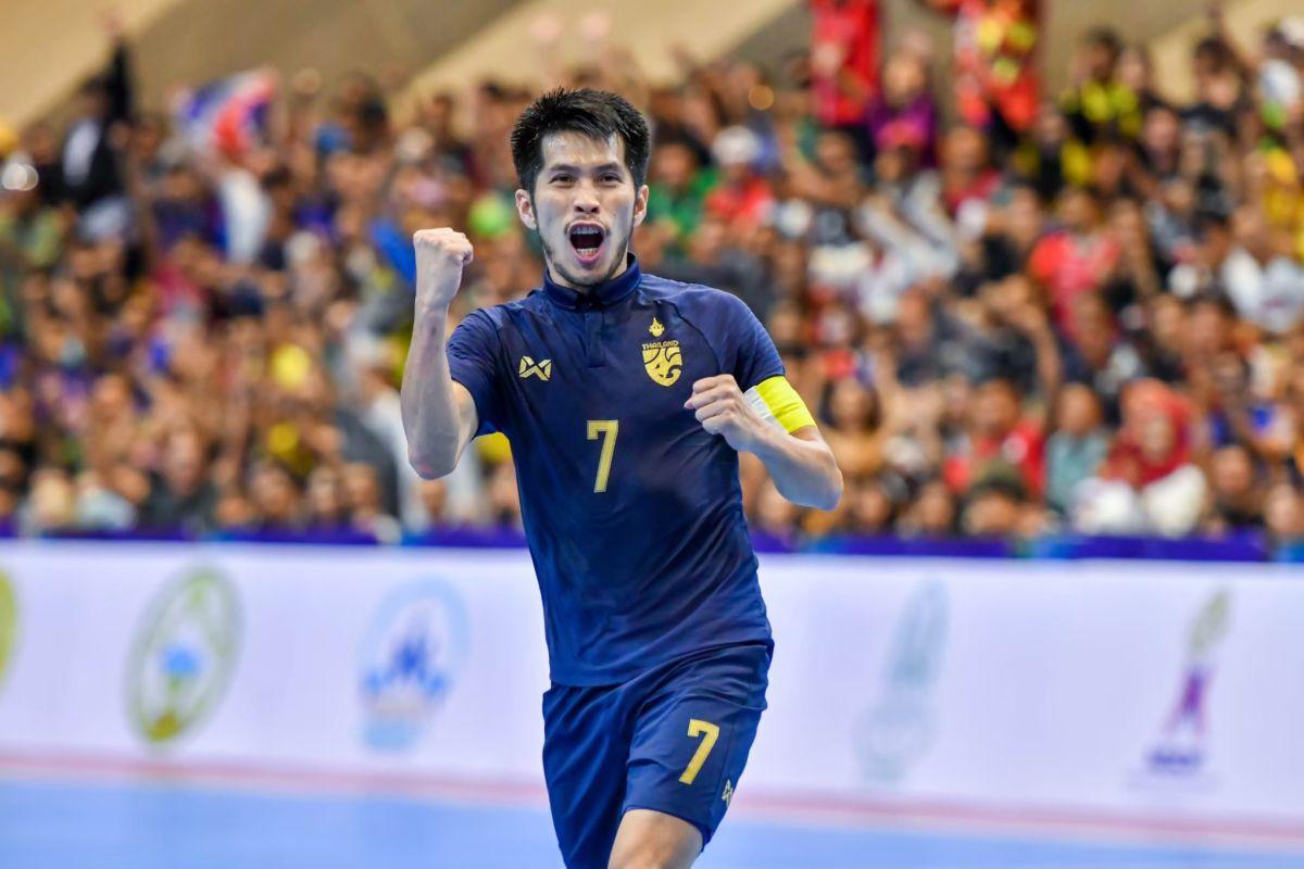 Đội tuyển Thái Lan quyết tâm giành chiến thắng trước đội tuyển Solomon