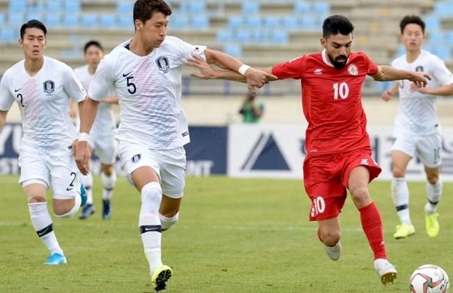 Hàn Quốc thắng 1-0 trước Lebanon trong vòng loại World Cup 2022 khu vực châu Á
