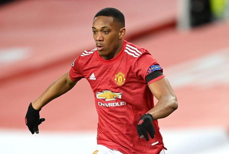 Martial sẽ ở lại sân Old Trafford ít nhất là đến tháng 1/2022