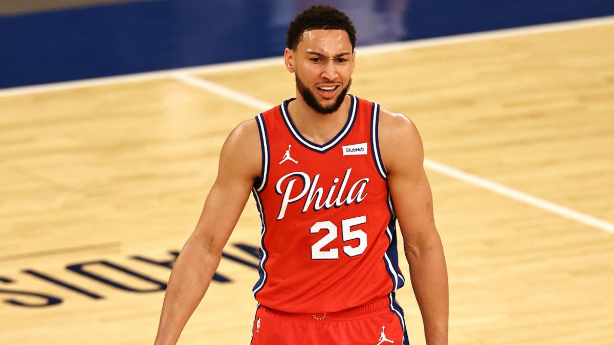 Ben Simmons từ chối tập luyện cùng Philadelphia 76ers