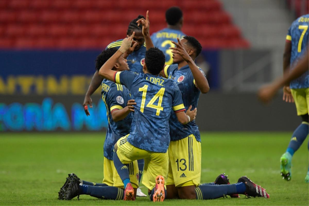 Tuyển Colombia đánh bại Peru giành hạng 3 của giải Copa America 2021