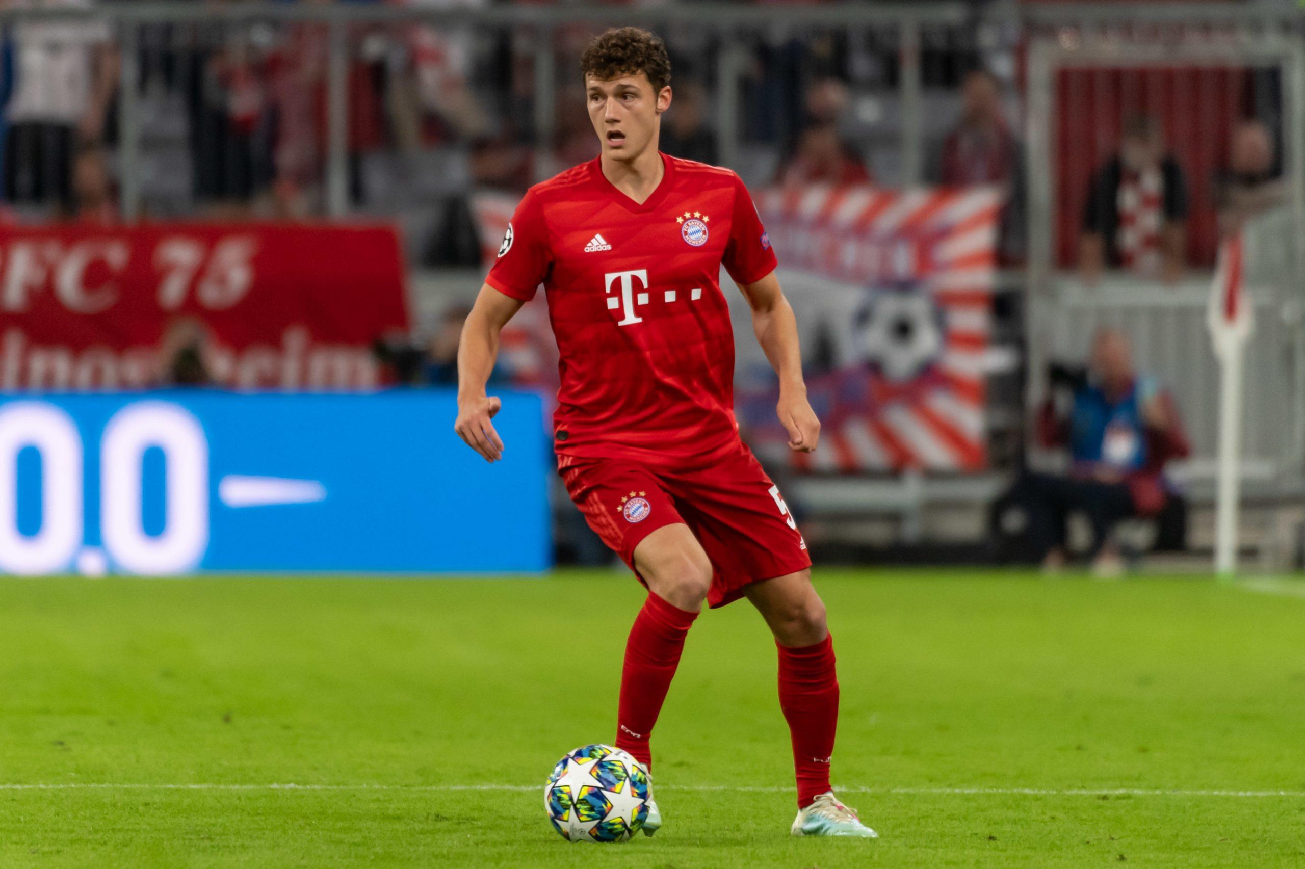Pavard muốn có cơ hội để khẳng định mình ở vị trí trung vệ tại Bayern