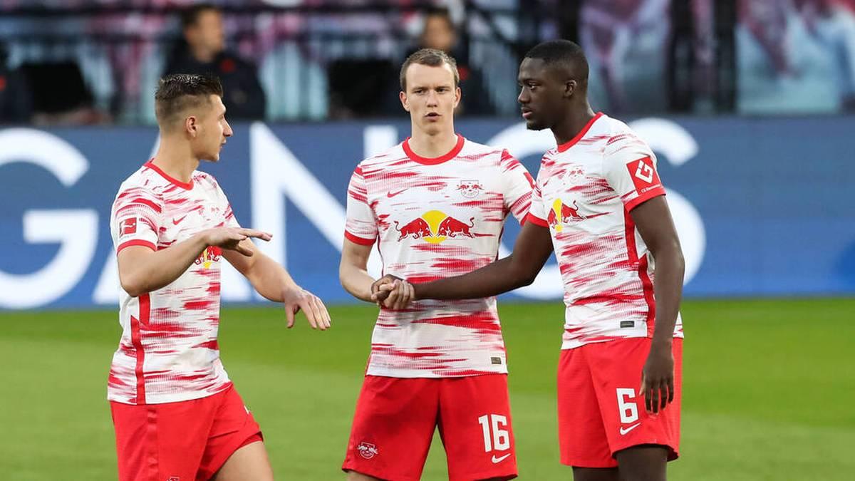 Leipzig đã để thua 3 trong 4 vòng đấu vừa qua ở Bundesliga