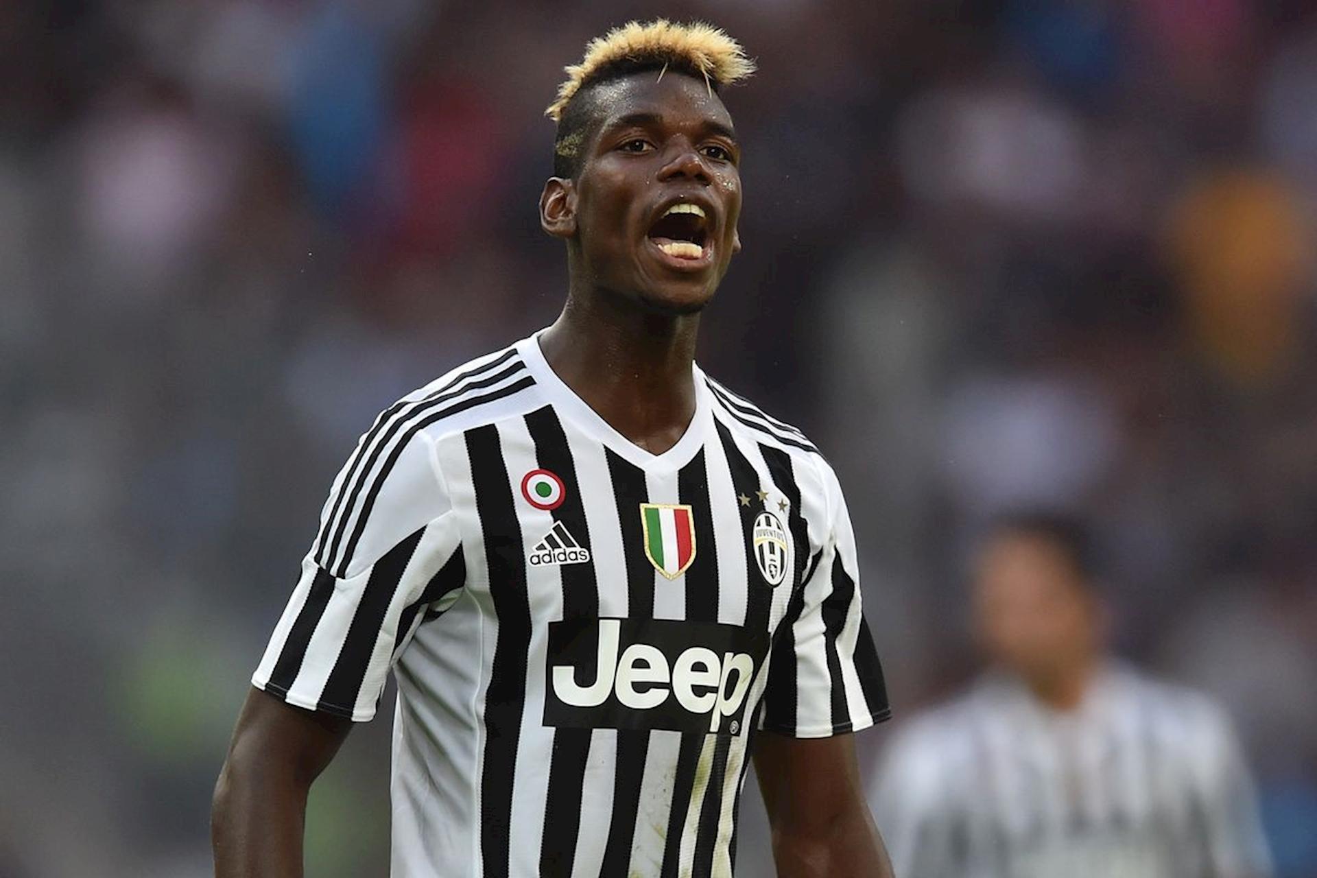 Pogba từng rất thăng hoa tại Juventus