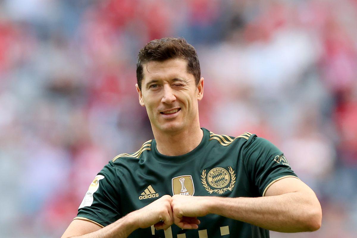 Robert Lewandowski đã ghi tới 113 bàn trong màu áo Bayern