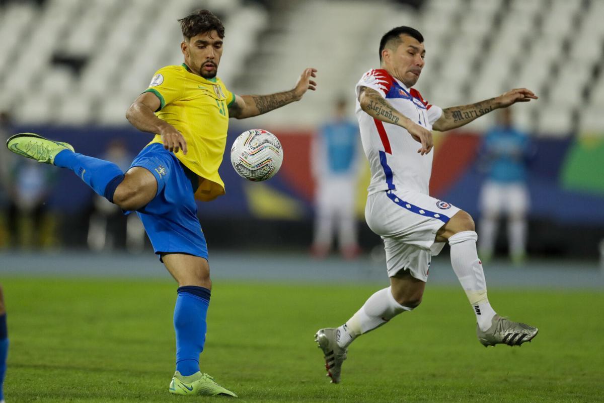 Tuyển Brazil thắng tuyển Peru với tỉ số tối thiểu