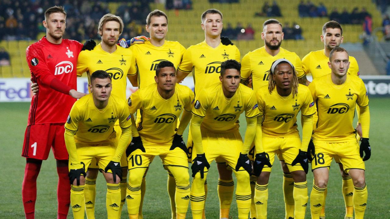 Sheriff Tiraspol đã làm nên lịch sử khi tiến vào vòng bảng Champions League