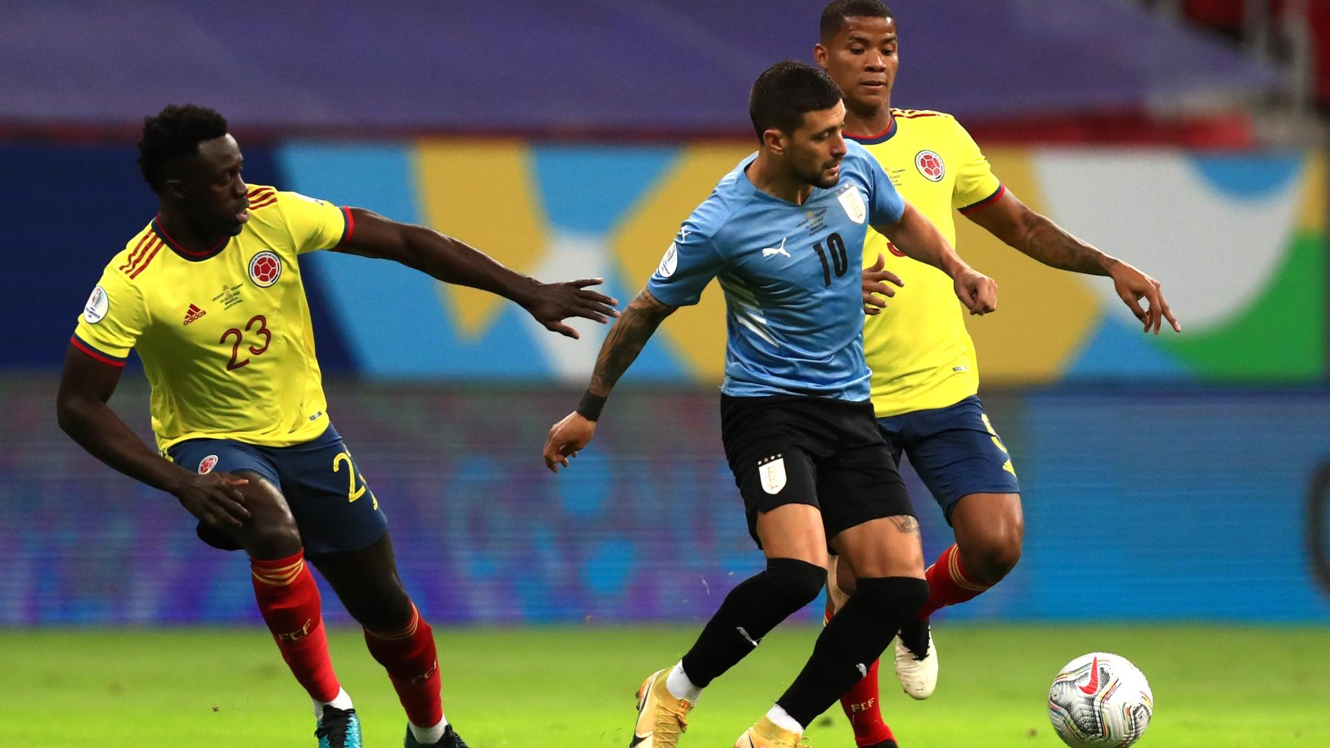 Tuyển Uruguay phải dừng bước trước thềm bán kết Copa America 2021