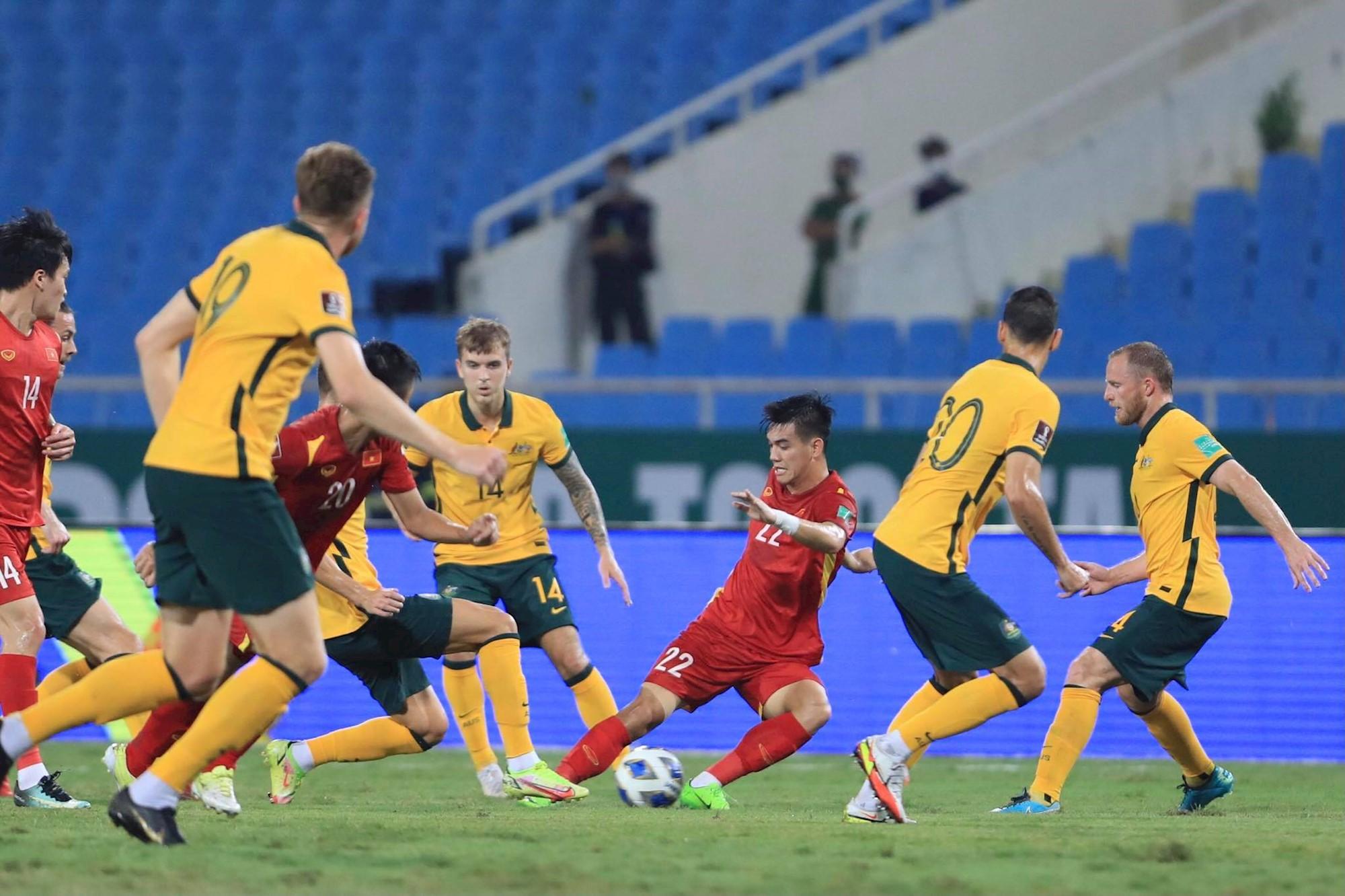 VFF góp ý cho FIFA về chất lượng giải đấu