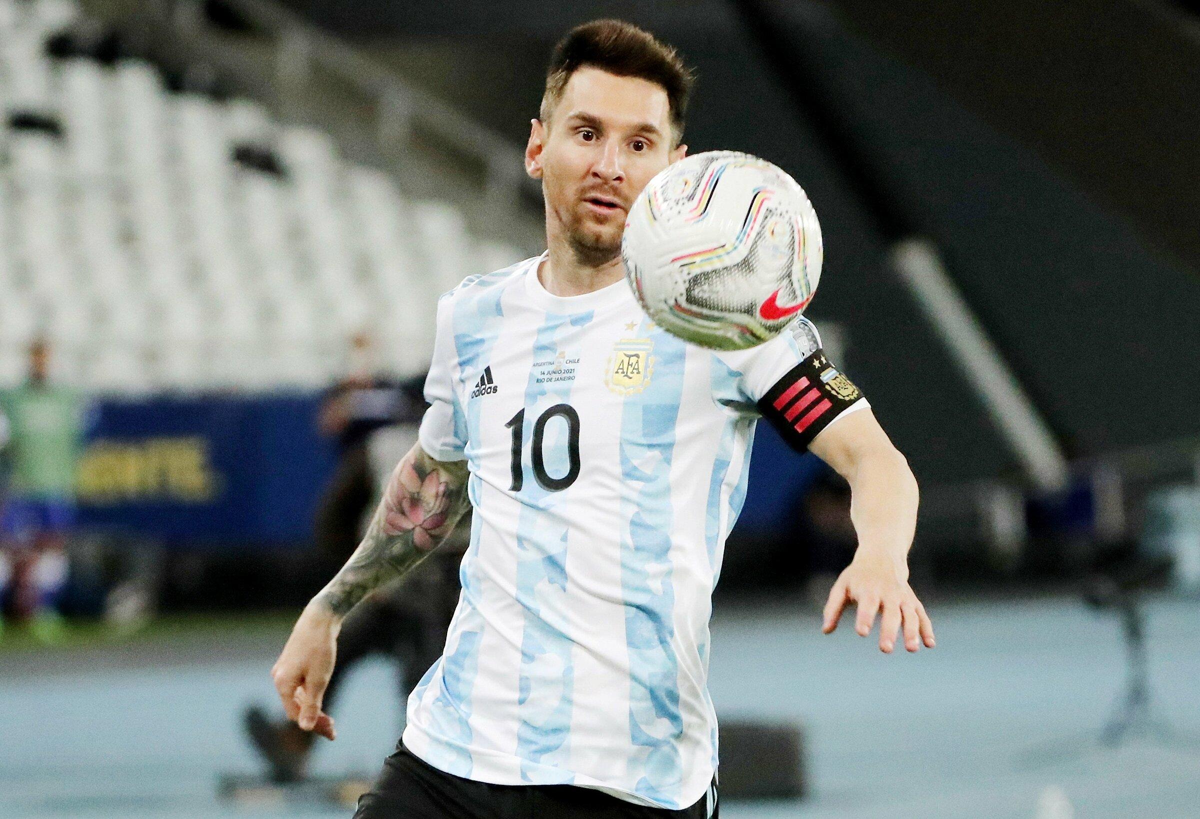 Argentina nhanh chóng đưa tuyển Bolivia đến thất bại