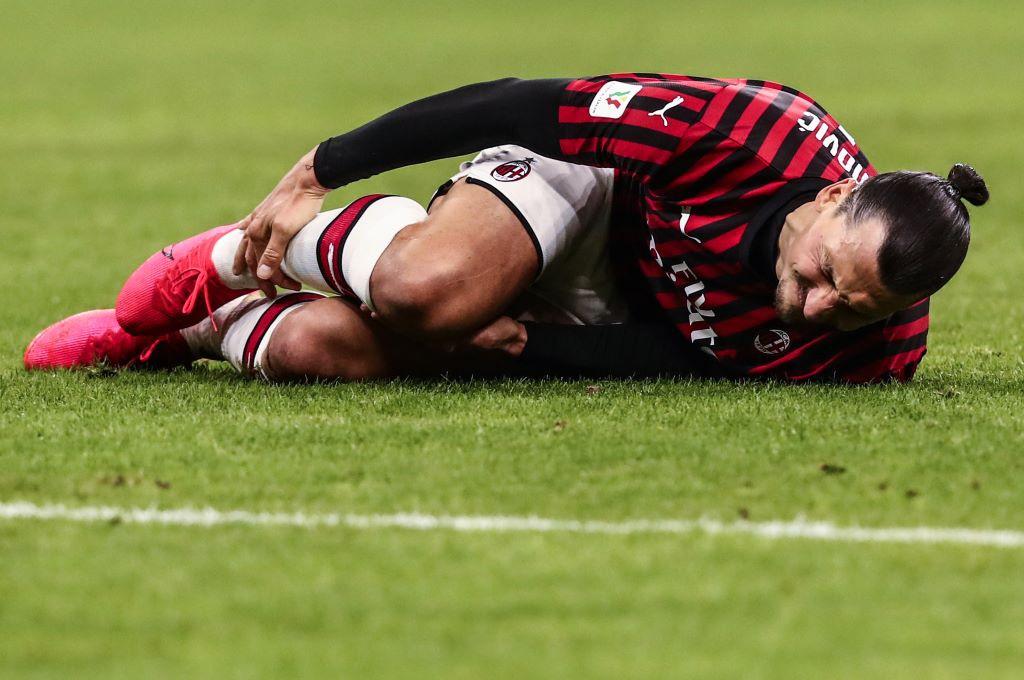 Milan khủng hoảng khi nhiều cầu thủ bị chấn thương