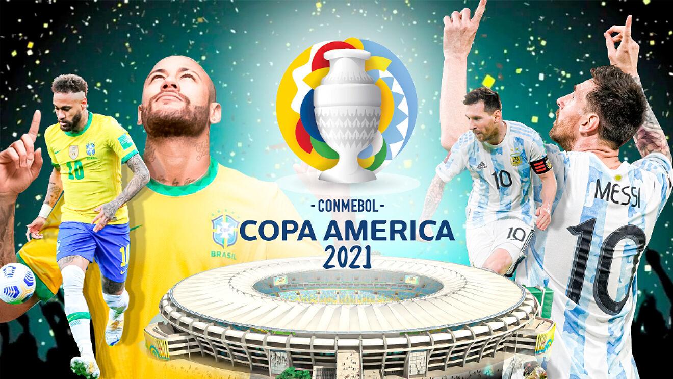 Công bố đội hình hay nhất mùa giải Copa America 2021