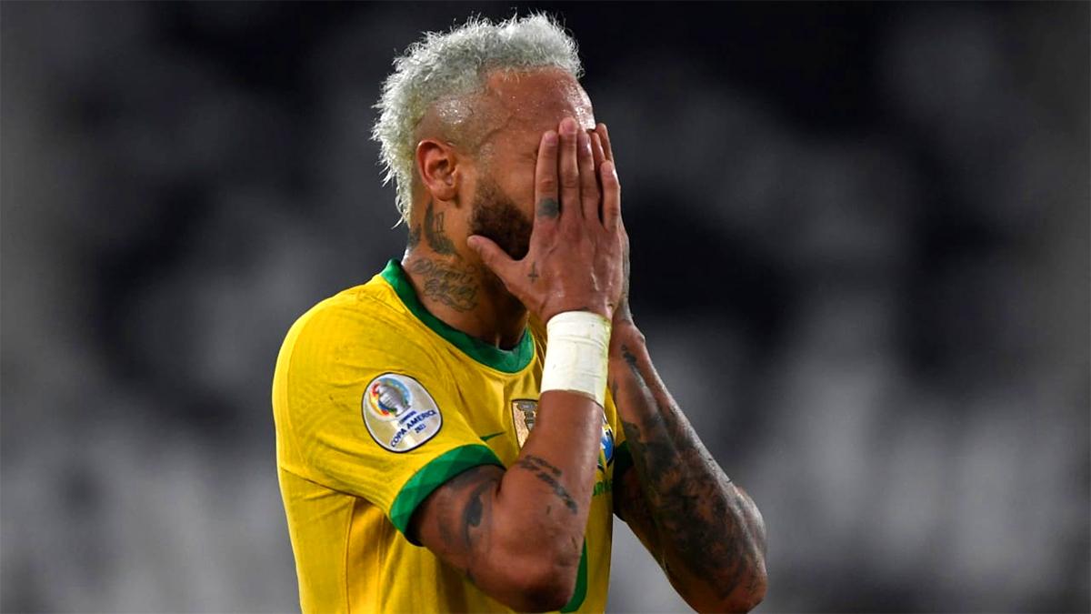 Anh được đánh giá cao dù Brazil lỡ mất ngôi vô địch