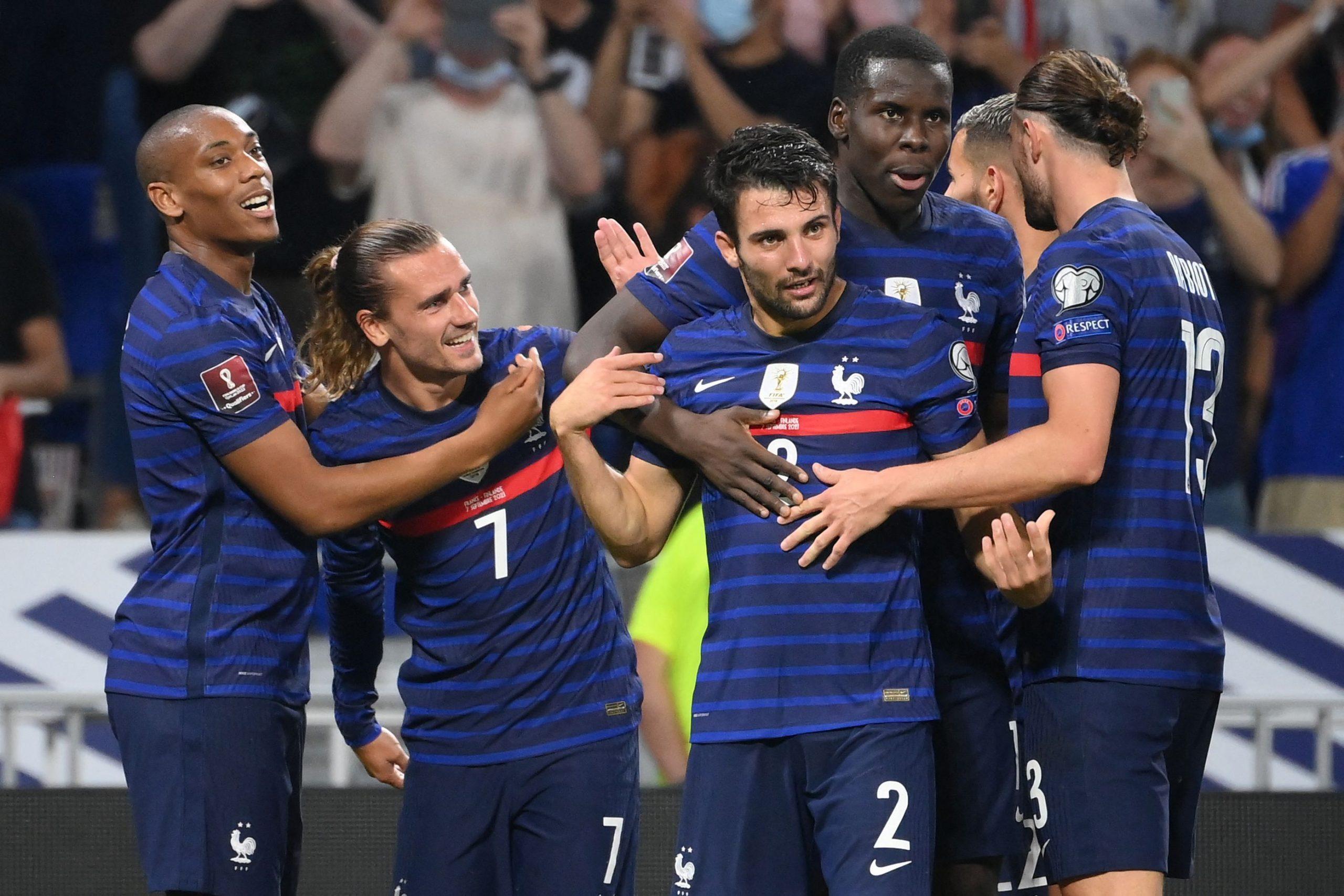 Griezmann ghi bàn ấn định tỷ số 2-0 cho Pháp