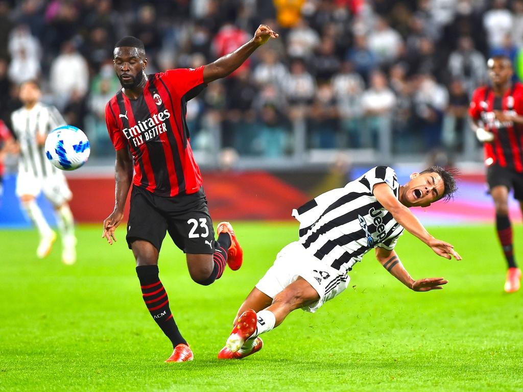 Thành tích tồi tệ của Juventus quay lại sau 60 năm