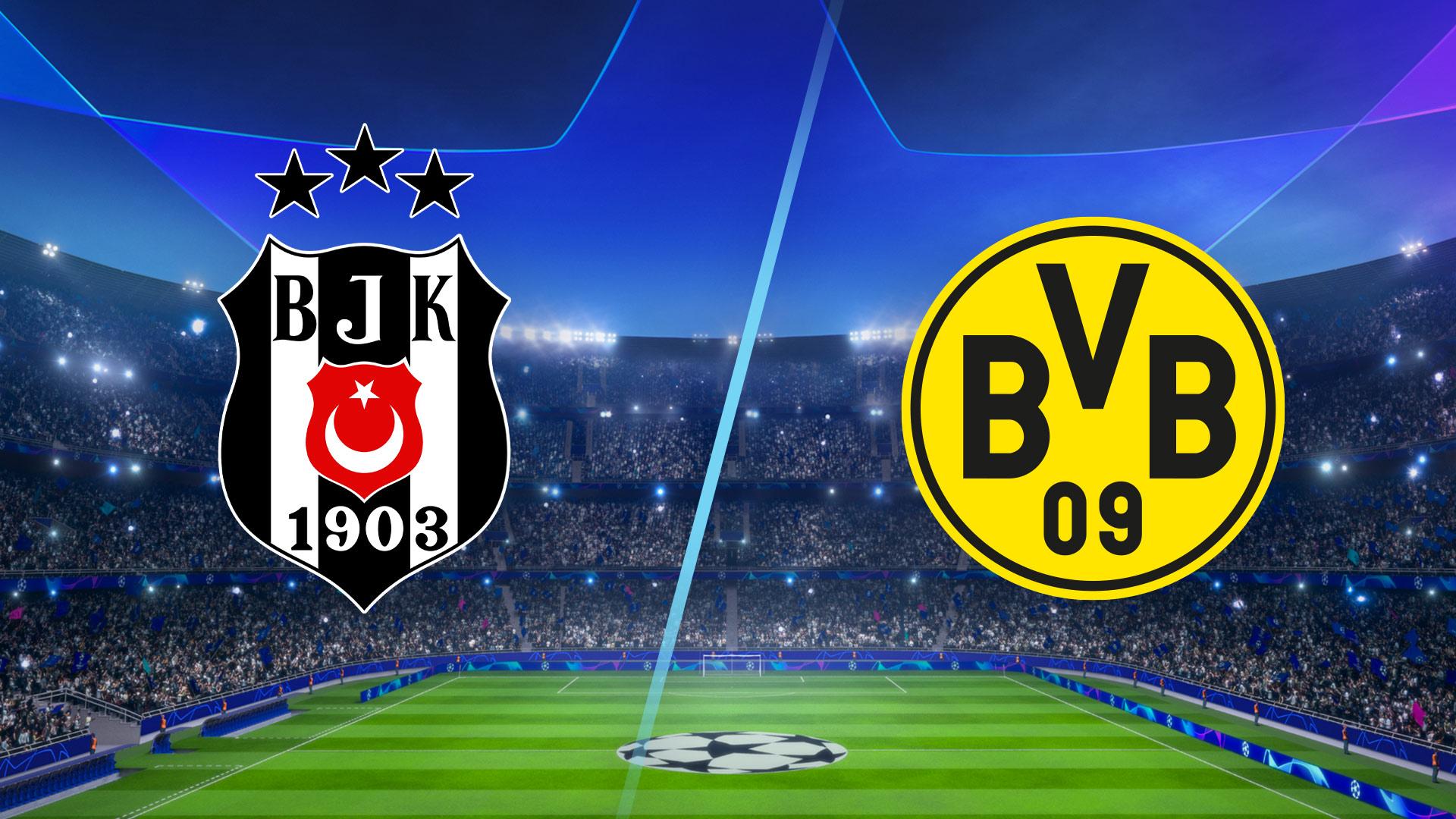 Dortmund ra quân thuận lợi với chiến thắng 2-1 trước Besiktas tại đấu trường C1