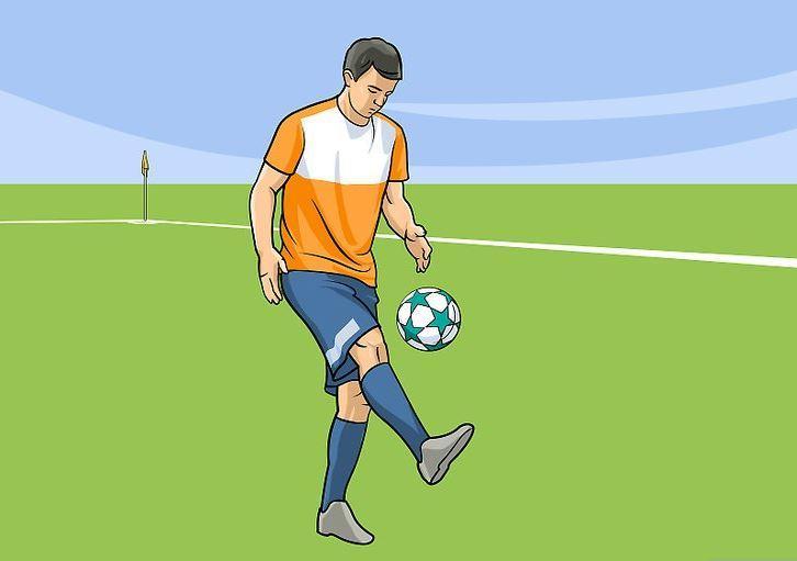Bật mí cách thực hiện kỹ thuật tâng bóng trong bóng đá