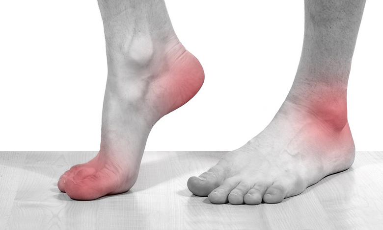 Các chấn thương ở vùng bàn chân và cổchân
