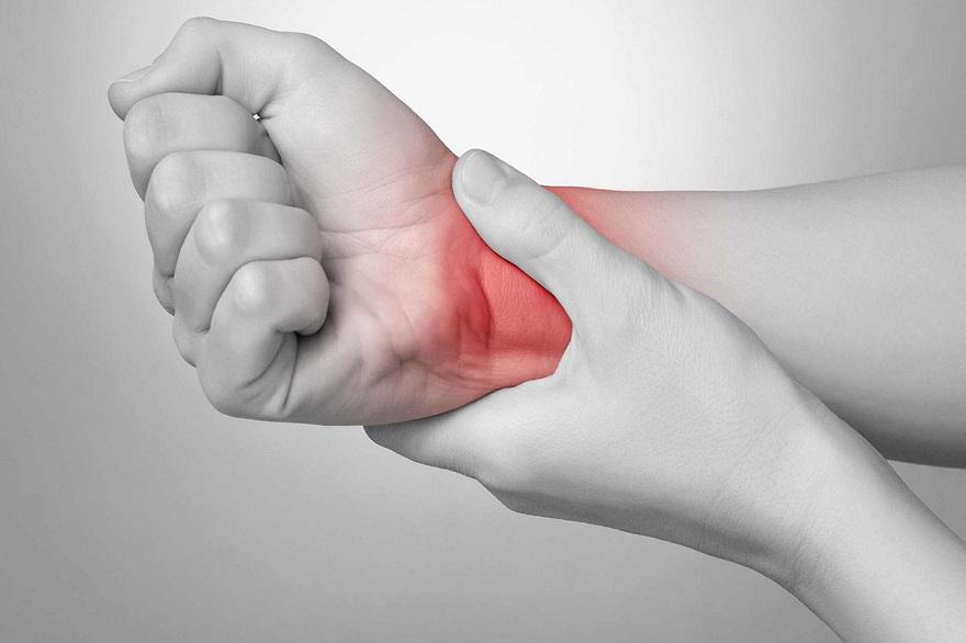 Các chấn thương tay thường gặp trong bóng chuyền