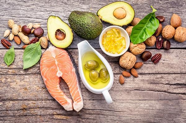 Cải thiện sự tập trung với các loại dầu và chất béo lành mạnh