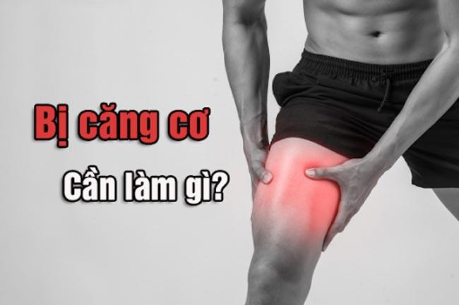 Căng cơ là chấn thương phổ biến nhất khi chơi bóng bàn
