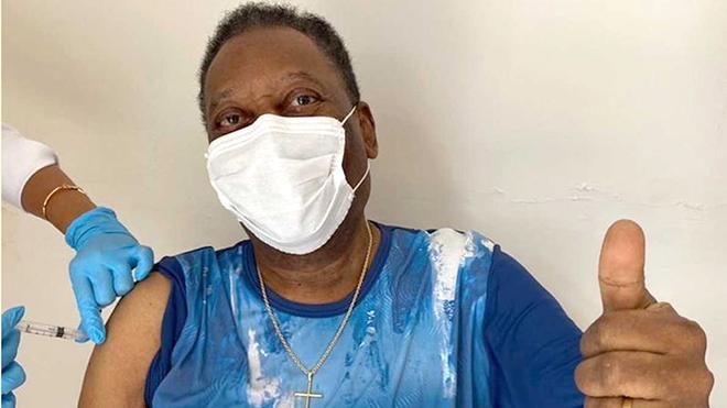 Huyền thoại Pele xác nhận đã có một cuộc phẫu thuật thành công