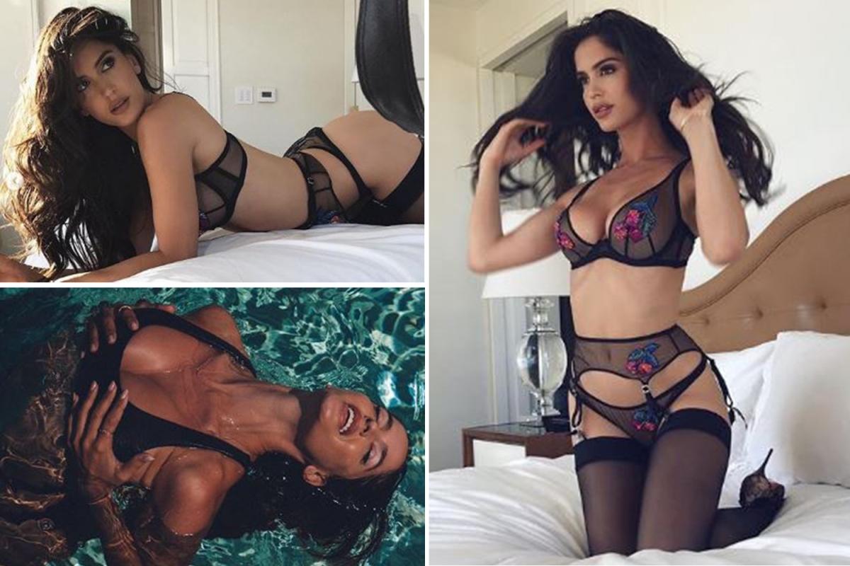 Natalia Barulich đăng ảnh hấp dẫn và quyến rũ