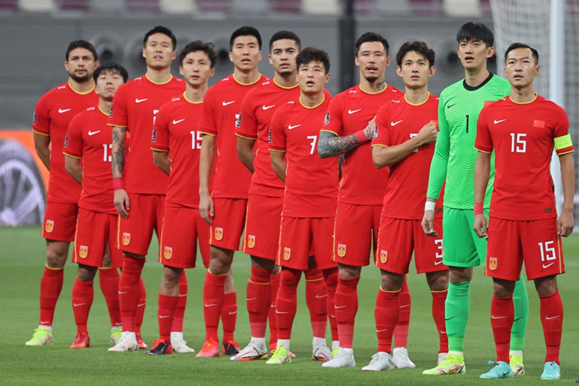 Trung Quốc đến UAE sớm hơn lịch thi đấu