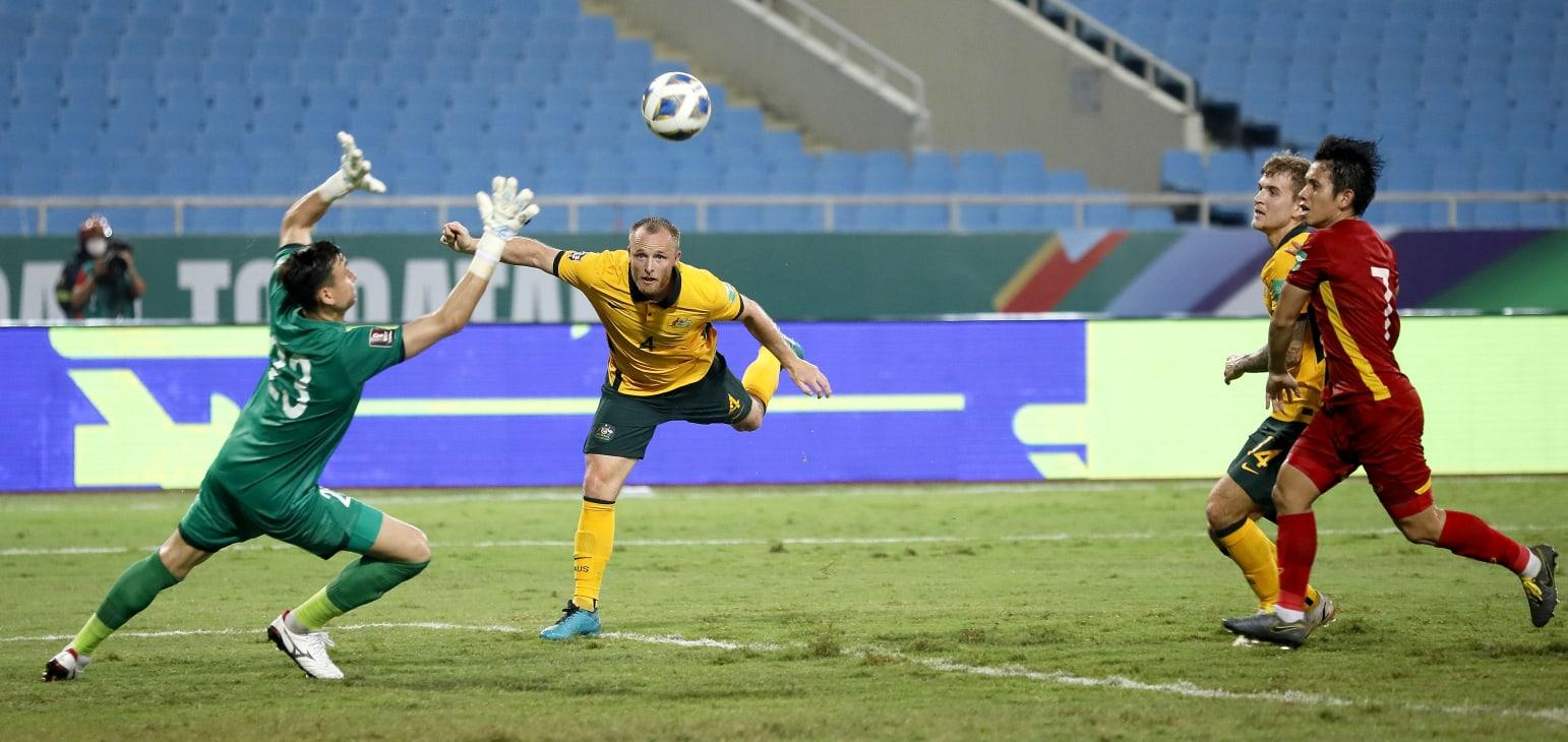 VFF kiến nghị FIFA về sự thiếu chính xác trong trận Việt Nam - Australia tại World Cup 2022