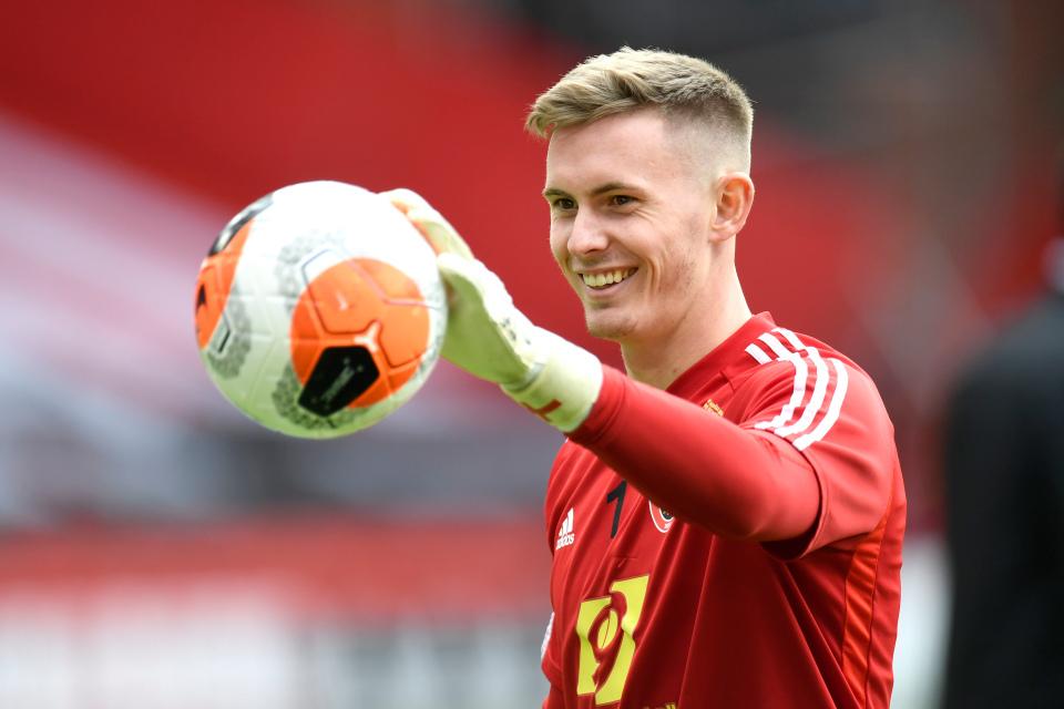 Dean Henderson (Manchester United)