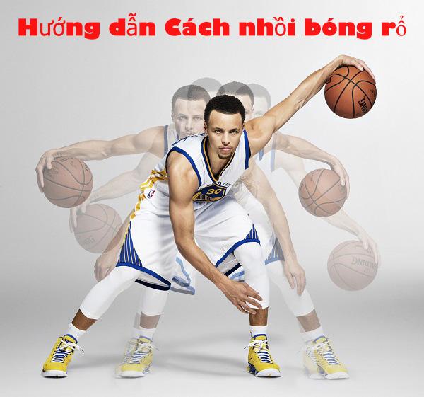 Điểm danh 5 kiểu nhồi bóng hiệu quả trong bóng rổ