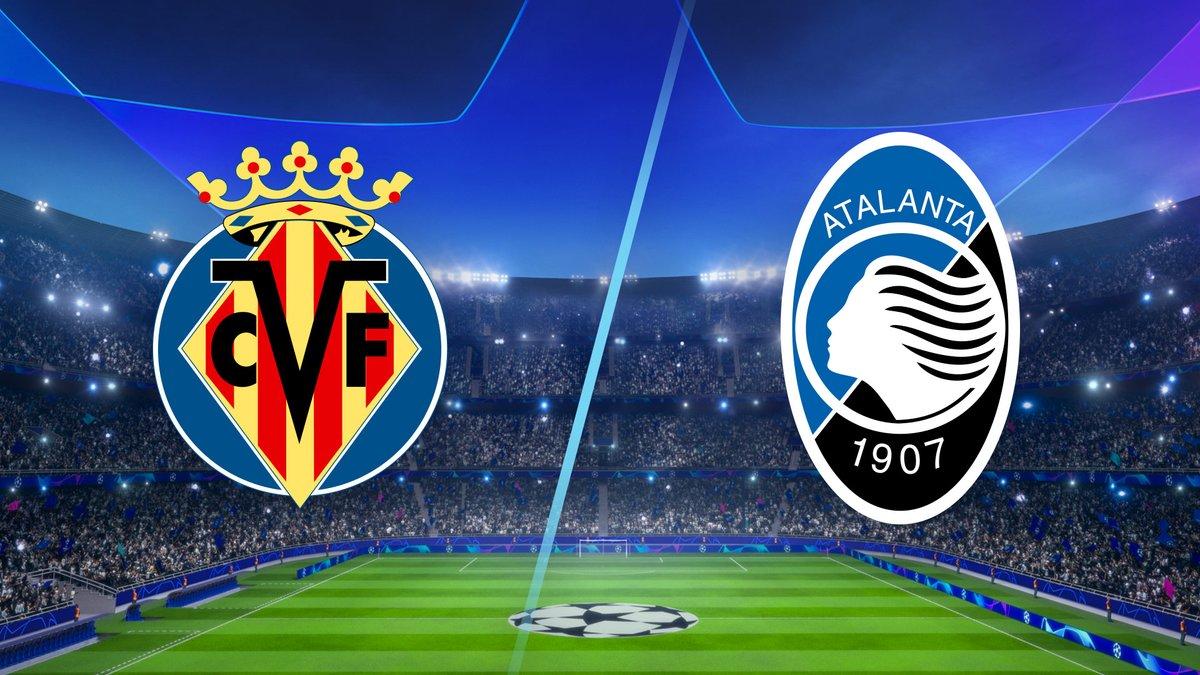 Villarreal cầm hòa Atalanta với tỷ số 2-2 tại vòng bảng Cup C1