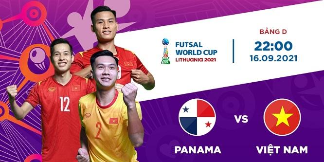 Những lần đội tuyển futsal Việt Nam yêu cầu VS thành công