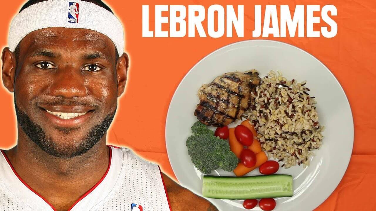 Gợi ý thực đơn ăn uống dành cho người chơi bóng rổ