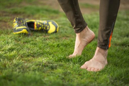 Hãy tập chạy bằng mũi chân