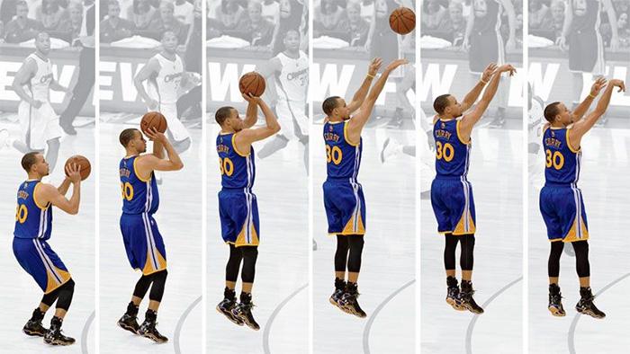 Kỹ thuật ném bóng hiệu quả trong bóng rổ