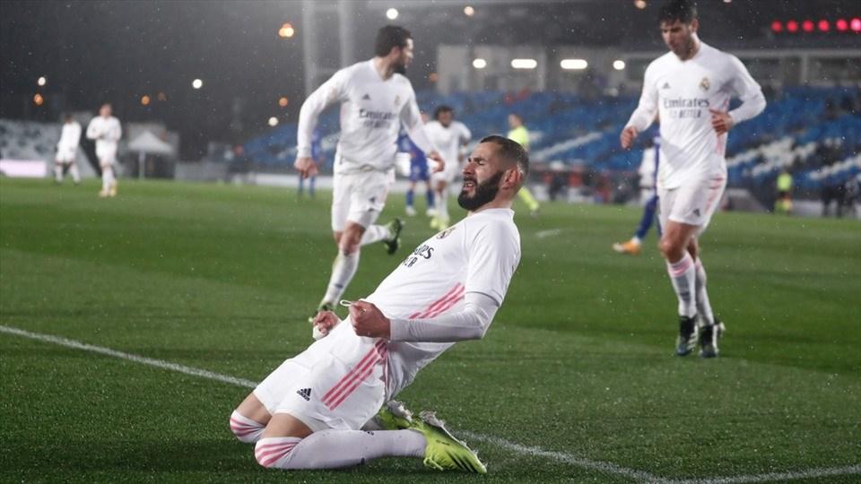 Đội hình chơi xuất sắc nhất tại vòng 6 giải La Liga