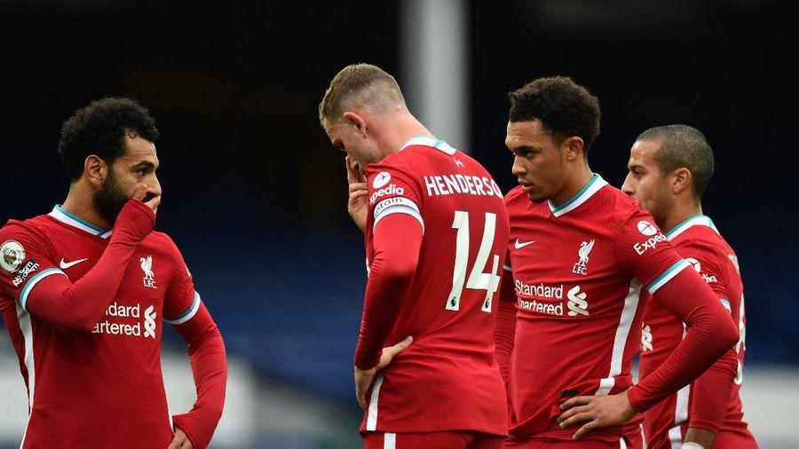 Liverpool gặp hung tin