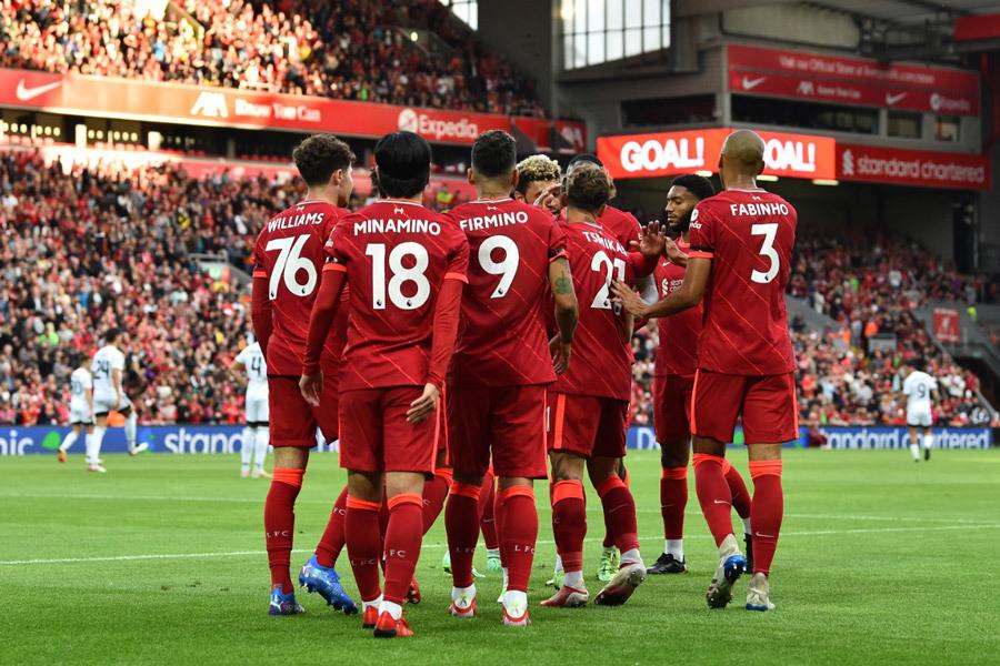 Liverpool tại Premier Cup