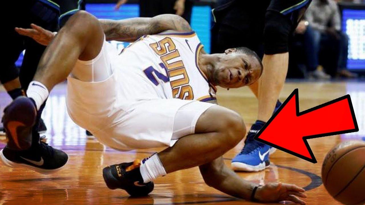 Mách bạn cách điều trị chấn thương mắt cá chân khi chơi bóng rổ