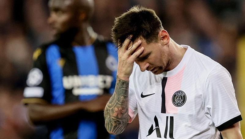 Messi thi đấu đơn độc