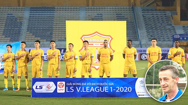 CLB Nam Định đứng trước nguy cơ không thể tham dự V.League 2022