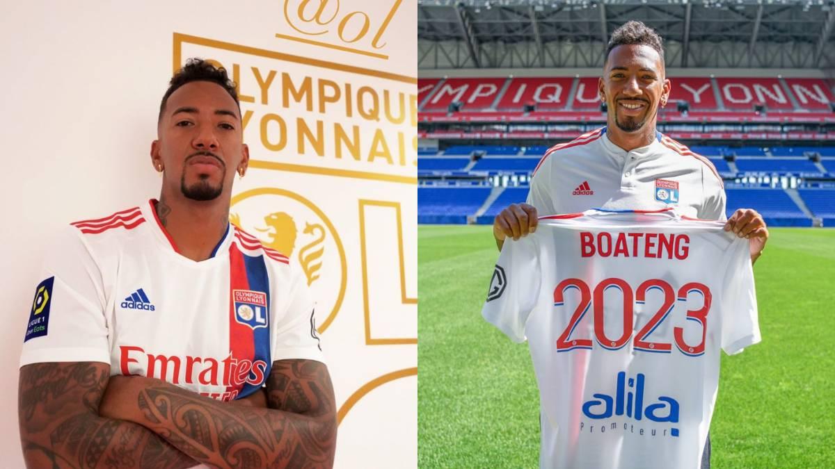 Jerome Boateng sẽ có nhiều cơ hội thể hiện hơn ở Lyon