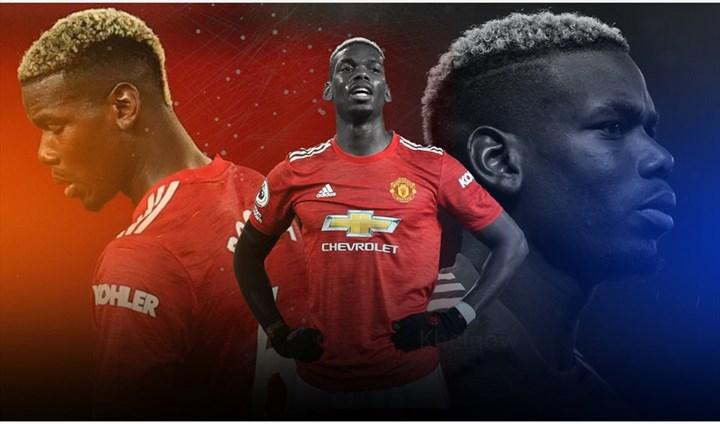 Paul Pogba sẽ hết hạn hợp đồng với Man United vào tháng 6