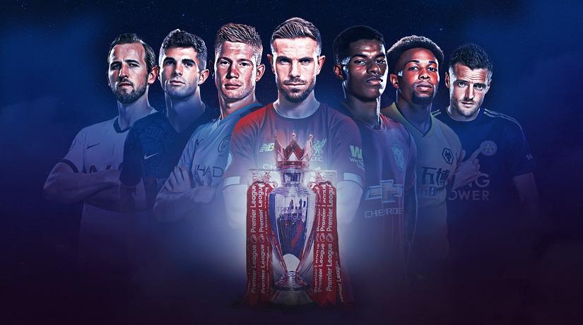top 4 Premier League lộ diện