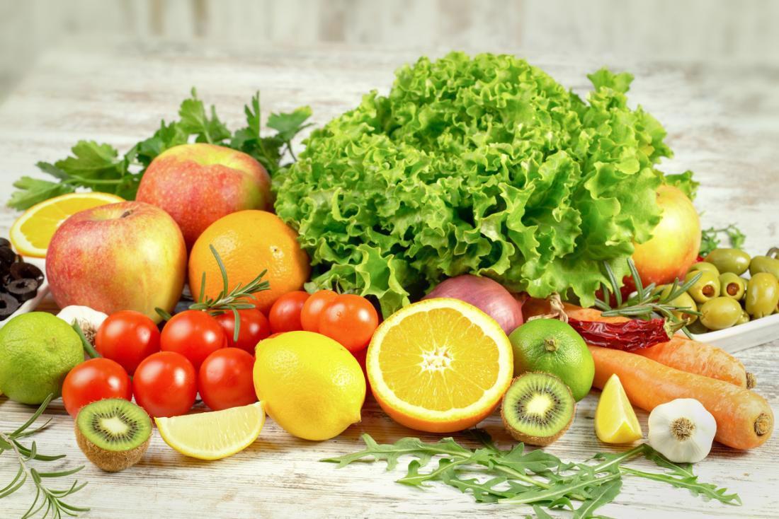 Rau củ quả sẽ giúp hệ miễn dịch khoẻ mạnh hơn