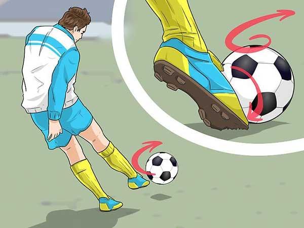 Tổng quan kỹ năng sút bóng