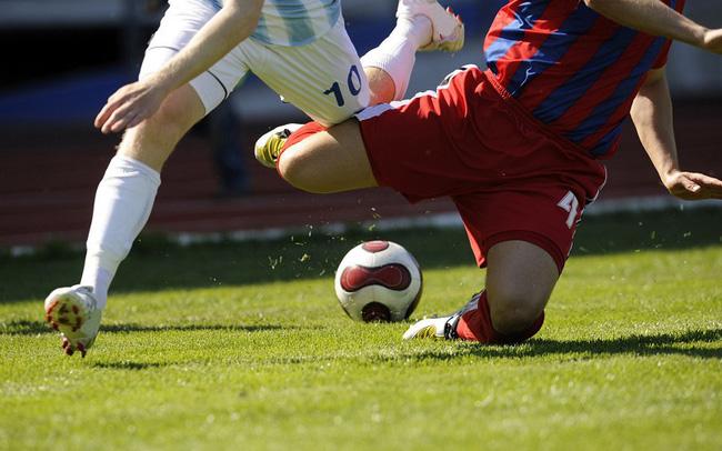 Top 7 chấn thương thường gặp nhất khi chơi bóng đá