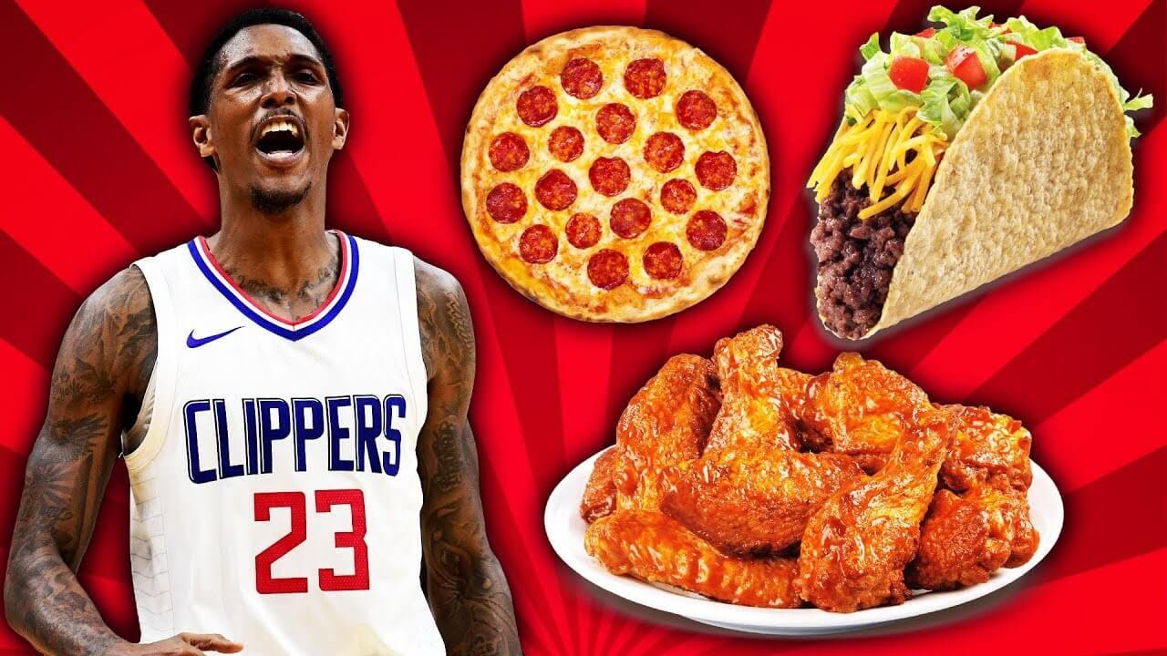 Tuyệt chiêu xây dựng chế độ dinh dưỡng cho cầu thủ bóng rổ